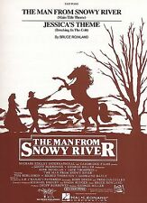 The Man From Snowy River Jessica's Theme Sheet Music Easy Piano Solo N 000349002