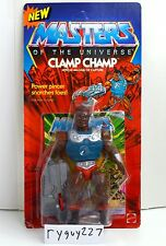 MOTU, Clamp Champ, Masters of the Universe, MOC, carded, sealed, figure, He-Man
