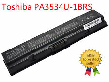 NEW Li-ion 5200mAh Laptop Battery for Toshiba PA3534U-1BRS