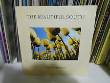 "THE BEAUTIFUL SOUTH "" SONG FOR WHOEVER"" 7"" MADE IN U.K. GOD 32 EX!!"