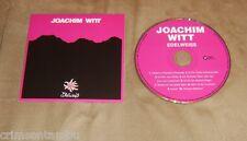JOACHIM WITT Edelweiß CD 1982/2016 Cardboard Sleeve Remastered NDW Silberblick**