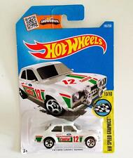 HOTWHEELS '70 FORD ESCORT RS1600 ( CASTROL SPORT ) - HOT