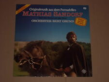 MATHIAS SANDORF - LP  Soundtrack  OST