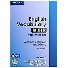 English Vocabulary in Use Upper-Intermediate with Answers by Michael McCarthy...