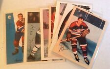 01-02 2001-02 PARKHURST ROOKIE REPRINTS - FINISH YOUR SET LOW SHIPPING RATE