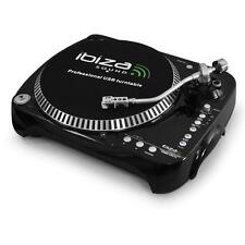 DJ TURNTABLE DECK VINYL LP 33 45 78 + USB MP3 RECORDING * FREE P&P SPECIAL OFFER