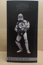Star Wars Clone Trooper Shiny Deluxe (Sideshow)