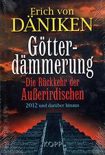 GÖTTERDÄMMERUNG 2012 - Das 39. Buch von Erich von Däniken KOPP VERLAG - NEU OVP