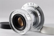 【B V.Good】 Konishiroku Hexar 50mm f/3.5 Lens for Leica L39 Screw Konica #1745