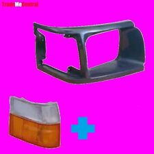 Toyota Hiace 89 - 92 Head Light Indicator Plastic Cover Rim Surround Right Side