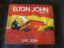 Slip Double: Elton John : Red Piano Live 2009 Rotterdam : 2 CDs