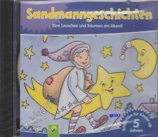 CD + Geschichten vom SANDMANN + Zum Lauschen und Träumen am Abend + Kinder + NEU