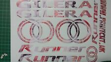 Gilera Runner Decals/Stickers-EXCLUSIVE £50 NOTE DESIGN- sp vx fxr vxr 125 172