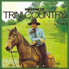 `LOPEZ,TRINI`-WELCOME TO TRINI COUNTRY  CD NEW