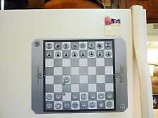 Chess Nuts Refrigerator / File Cabinet Magnetic Chess Set