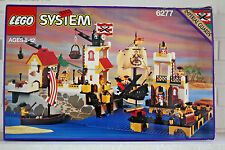 Lego Pirates Imperial Trading Post (6277) NEW in damaged box - A rare set!