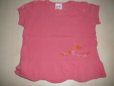 Whoopi tolles T-Shirt Gr. 110 orange-rosa !!