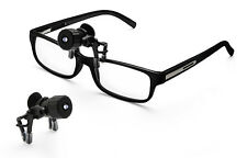Clip-On LED Spotlight - Glasses Reading Lamp / Torch NEW Free Shipping WorldWide