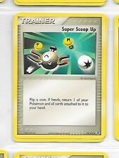 SUPER SCOUP UP - 99/112 - POKEMON - EX FIRE RED LEAF GREEN - Buy more and save!