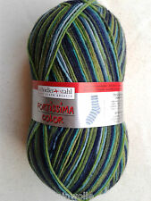 *Reduziert! 100g Fortissima Mauritius Color Sockenwolle Strumpfwolle Col. 337