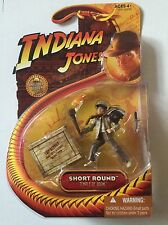 "Indiana Jones Action Figure of SHORT ROUND From The Temple of Doom 3.75"" Tall"