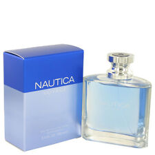 Nautica Voyage 3.4oz/100ml Edt Spray For Men New In Box By Nautica