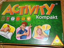 ACTIVITY Kompakt ~~~ Piatnik ~~~ NEU & OVP Reisespiel Spaß & ACTION