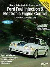 Ford Fuel Injection & Electronic Engine Control: How to Understand, Service, and
