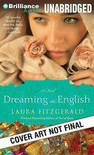 Dreaming in English : A Novel by Laura Fitzgerald (2011, CD, Unabridged) NEW