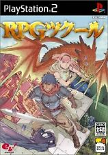 Used PS2 RPG Maker 3  SONY PLAYSTATION JAPAN IMPORT