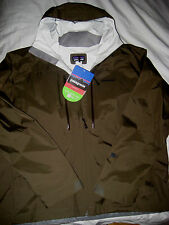 PATAGONIA H2NO ULTRA LITE MINIMALIST FISHING KAYAK WADING JACKET-FUL ZIP-NWT-2XL