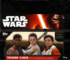2015 Topps Star Wars The Force Awakens Series 1 SEALED box Special Edition