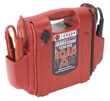 Sealey RS102 Jump Starter Road Start Emergency Power Pack  12V 1600 Peak Amps