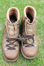 Trezeta Made in Italy Leather Walking Boots EUR 37 Ship Worldwide