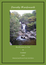 Dorothy Wordsworth  Recollections of a Tour Made in Scotland 1803 978-095734432
