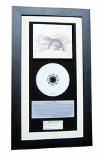 WILLY MASON Carry On CLASSIC CD Album GALLERY QUALITY FRAMED+EXPRESS GLOBAL SHIP