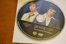 Gossip Girl First Season 1 Disc 3 Replacement DVD Disc Only ******