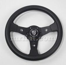 Porsche 356 911 912 914 924 928 944 964 Steering Wheel Silver Horn Button
