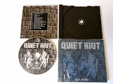 Quiet Riot  Alive And Well (1999 Axe Killer 3049322) Limited Edition w/slipcase