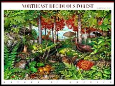 2005 - NORTHEAST DECIDUOUS FOREST - #3899 Mint -MNH- Sheet of 10 Postage Stamps