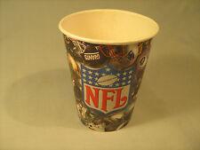 NFL Team Helmet FOOTBALL Paper Cup 8 oz 1998 [Y34]