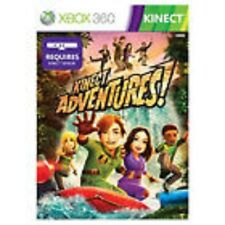 Kinect Adventures! GAME (Xbox 360) **FREE SHIPPING!!