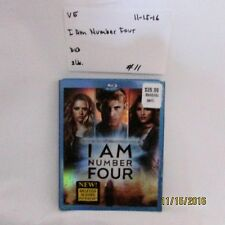 I Am Number Four blu-ray disc with deleted scenes 1115