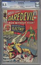 DAREDEVIL 2 - CGC 8.5 - 2nd Appearance Of Daredevil & Electro - Marvel Comics