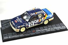 Ford Sierra Rs Cosworth 4x4 Delecour 3ª Monte Carlo 1991 1:43 Altaya rc66