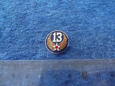 (A11-X29)  US Zivil Pin Army 13th Air Force