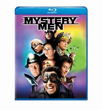 MYSTERY MEN (Ben Stiller, Hank Azaria)   -  Blu Ray - Sealed Region free
