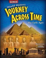 Journey Across Time: Early Ages, Student Edition, McGraw-Hill, Good Books