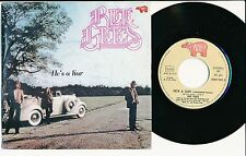 "BEE GEES 45 TOURS 7"" ITALY HE'S A LIAR"