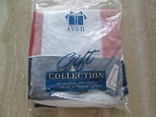 AVON GIFT COLLECTION*AVON STARS AND STRIPES INFLATABLE BEVERAGE COOLER*SEALED*